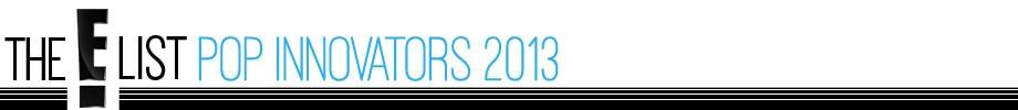 E List Pop Innovators 2013 Category Header