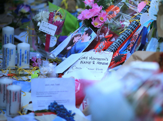 Cory Monteith, Vancouver Memorial