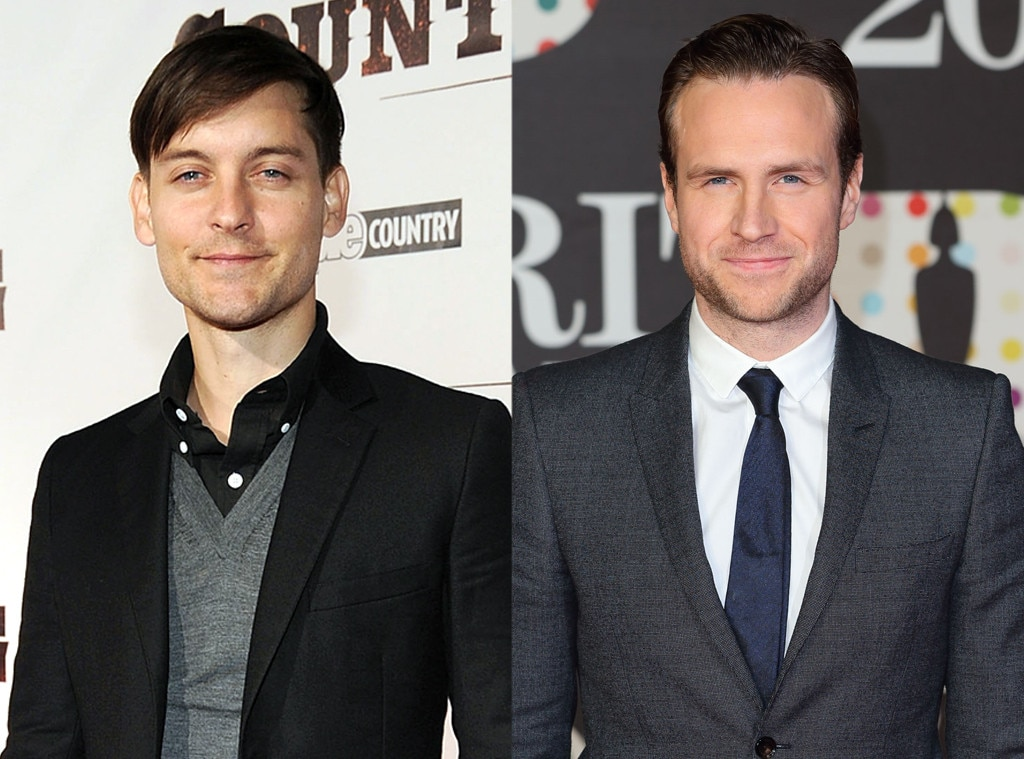 Tobey Maguire, Rafe Spall, Roles Recast