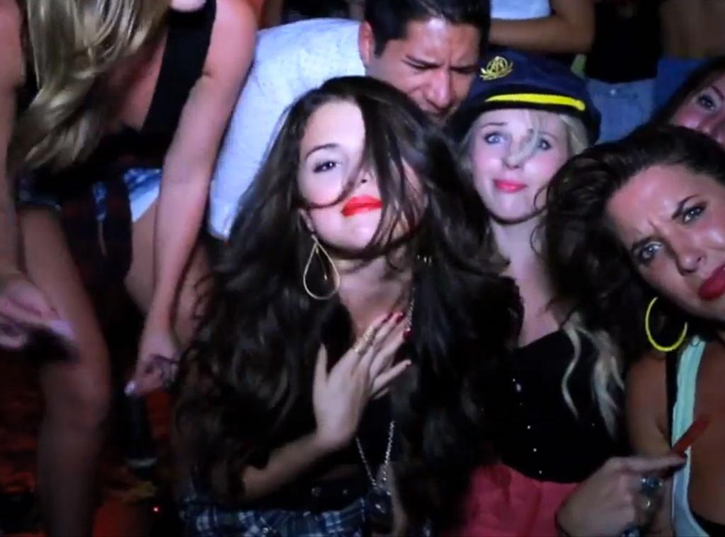 Selena Gomez, Birthday Video