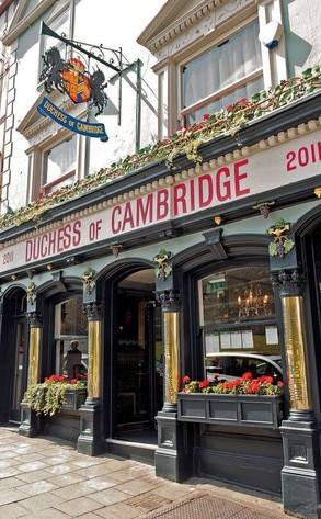 Duchess of Cambridge Pub Winsor, Beer