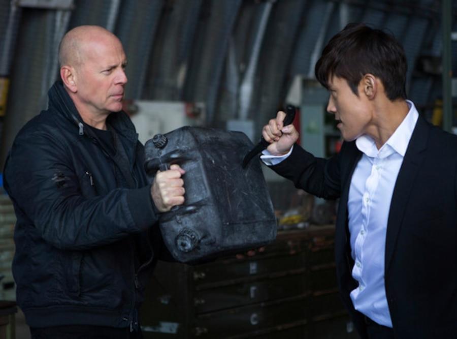 Bruce Willis, Byung Hun Lee, Red 2