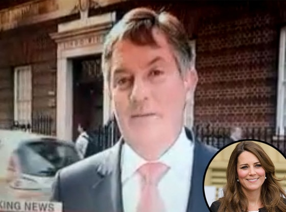 Kate Middleton, Duchess Catherine, BBC Simon McCoy