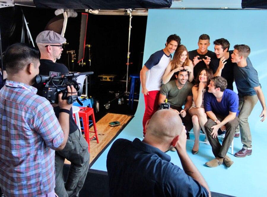 Teen Wolf Cast, Comic Con