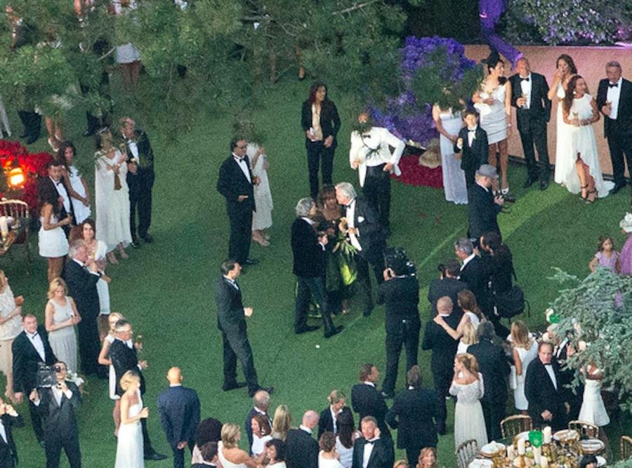 Tina Turner, Wedding