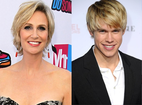 Jane Lynch, Chord Overstreet