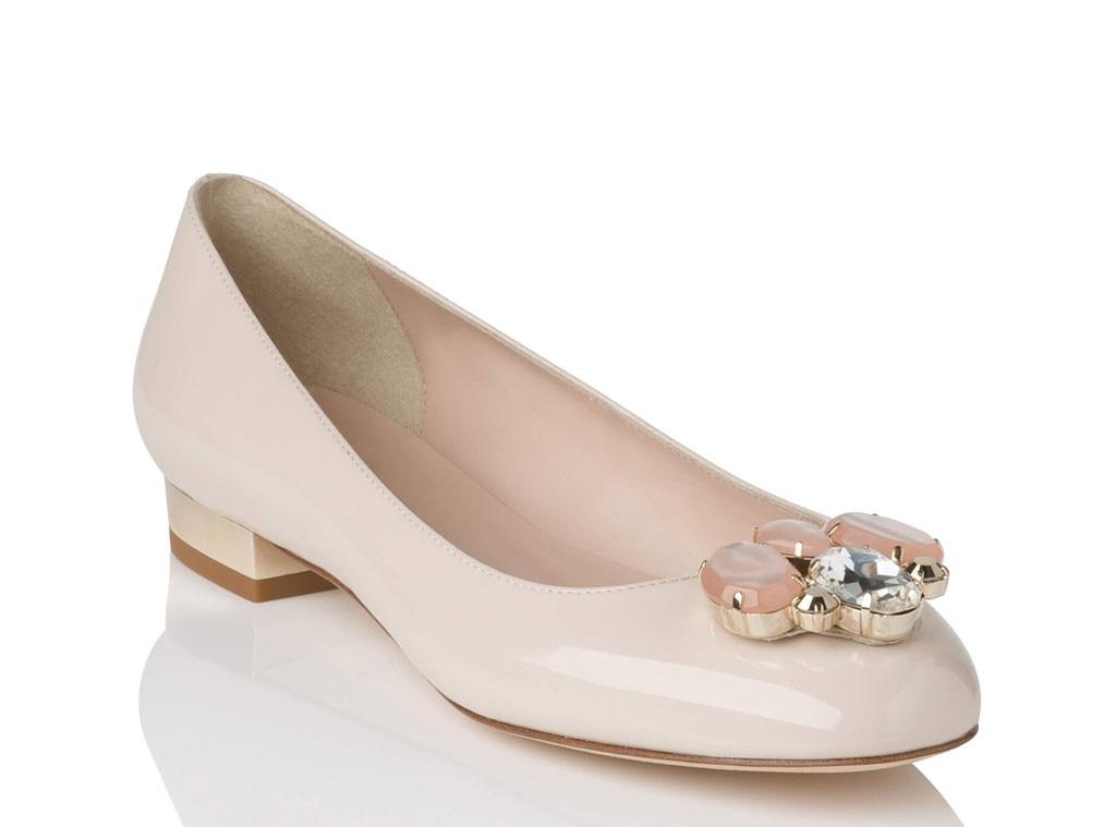 Kate Middleton Presents, L.K. Bennett Ballet Flat