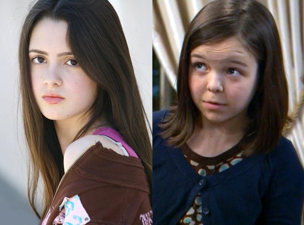 Laura Marano, Lily Jackson, Roles Recast