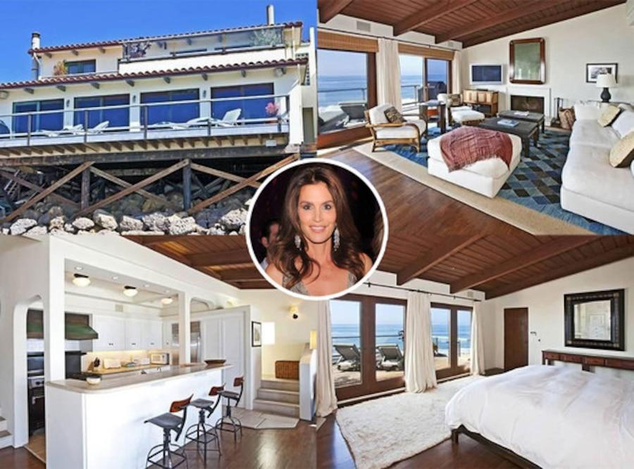 Cindy Crawford, Malibu Home