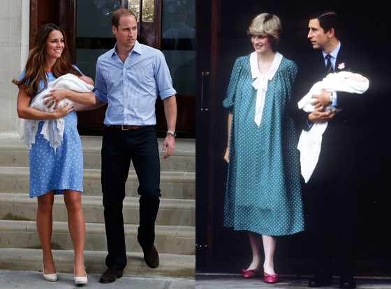 Royal Baby, Kate Middleton, Catherine, Duchess of Cambridge, Prince William, Princess Diana, Prince Charles