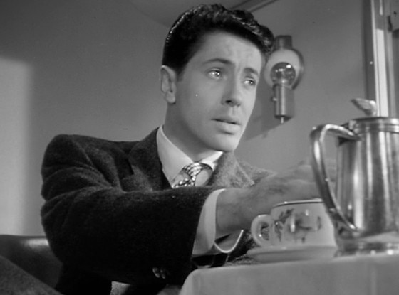 Farley Granger, Strangers on a Train