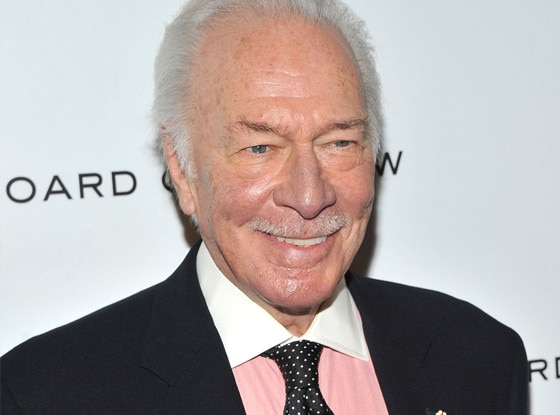Christopher Plummer