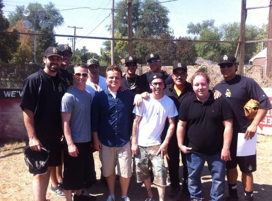 Sandlot Star Tom Guiry Arrested for Head-Butting a Cop at ...