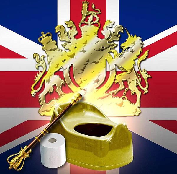 Royal-themed Promos