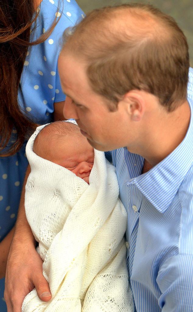 Royal Baby, Prince William, Duke of Cambridge