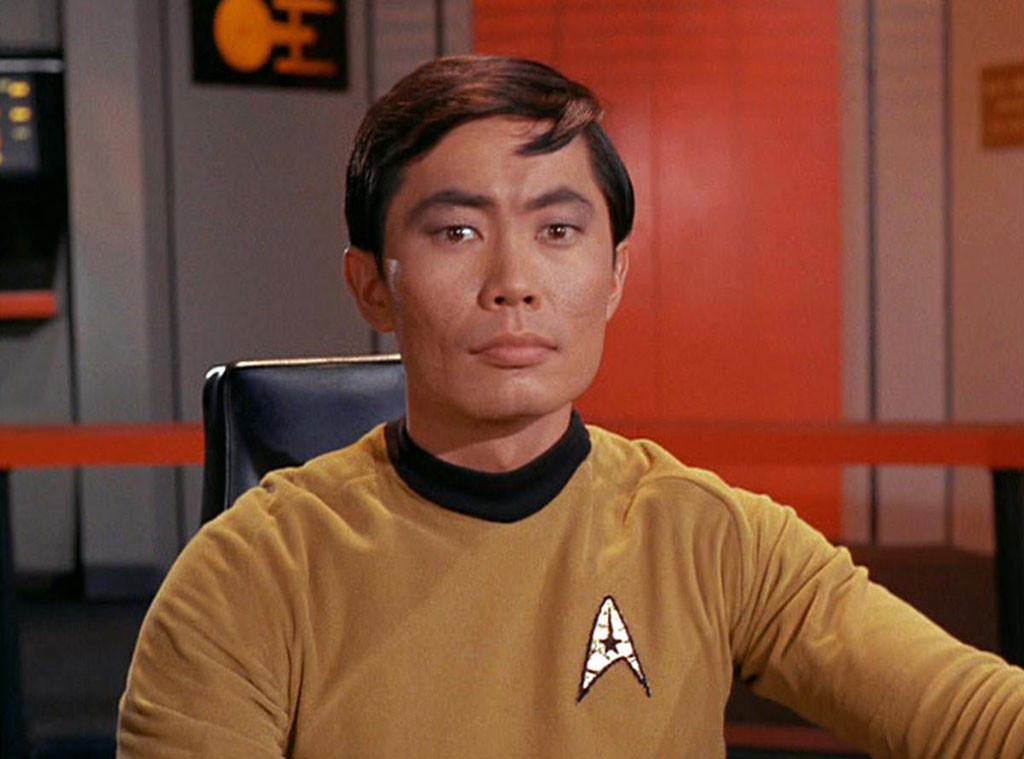 George Takei, Star Trek
