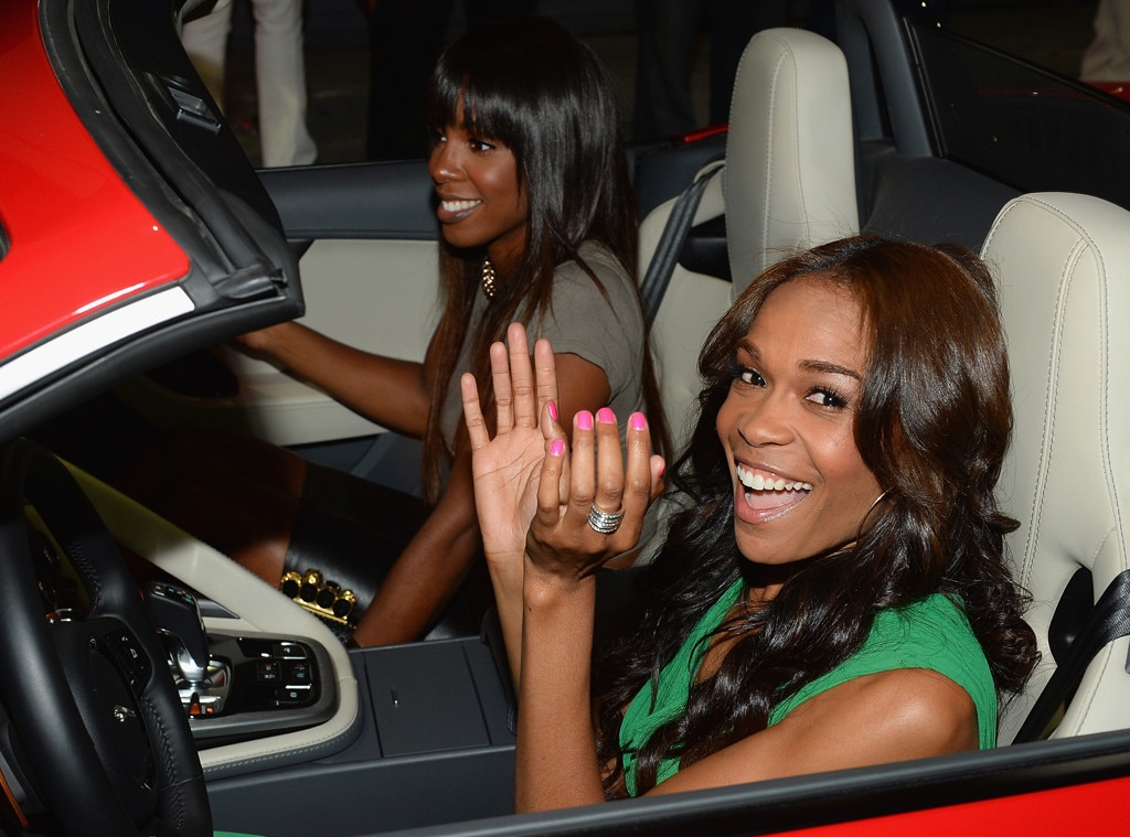 Kelly Rowland, Michelle Williams