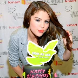 Selena Gomez, Birthday