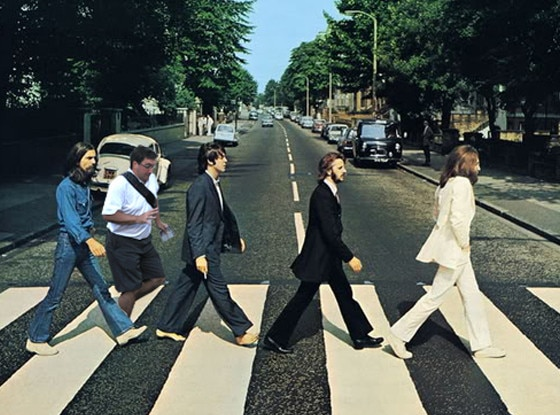 In the way guy, Abbey Road