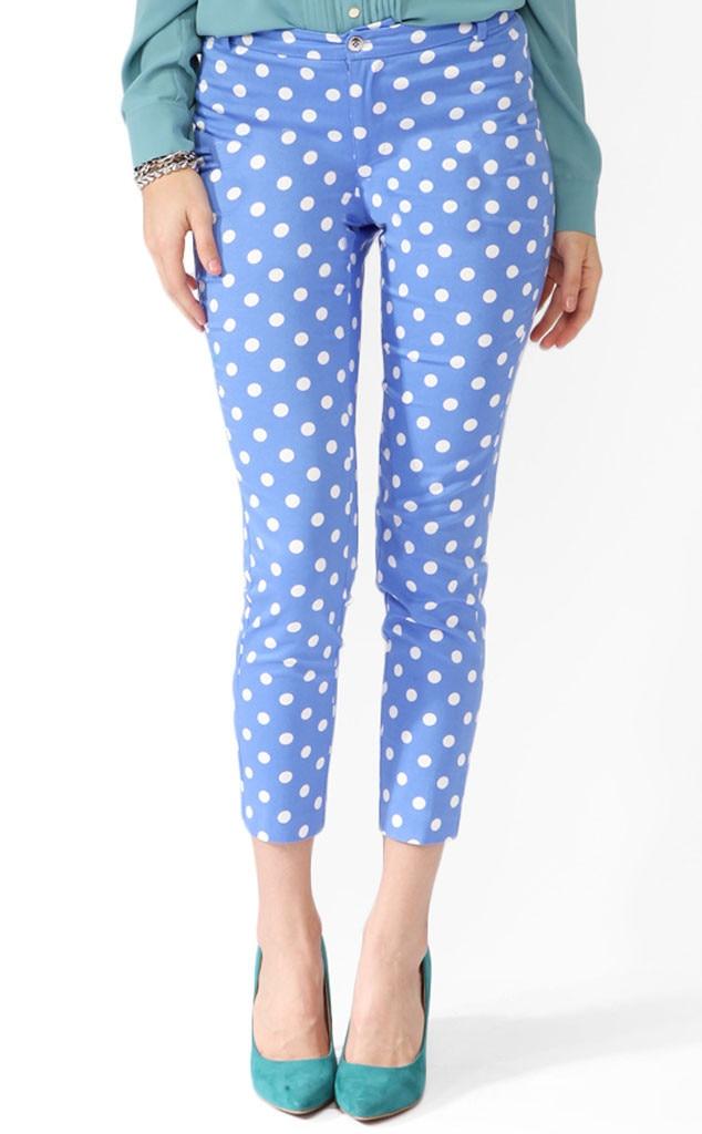 Polka Dot, F21 Jeans