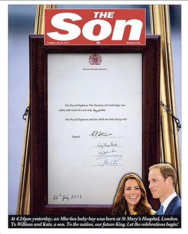The Sun, The Son