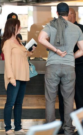 Jennifer Love Hewitt, Brian Hallisay
