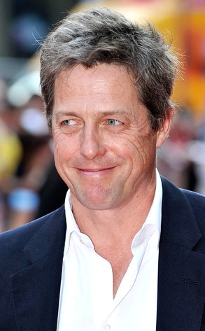 Hugh Grant, Grey Hair