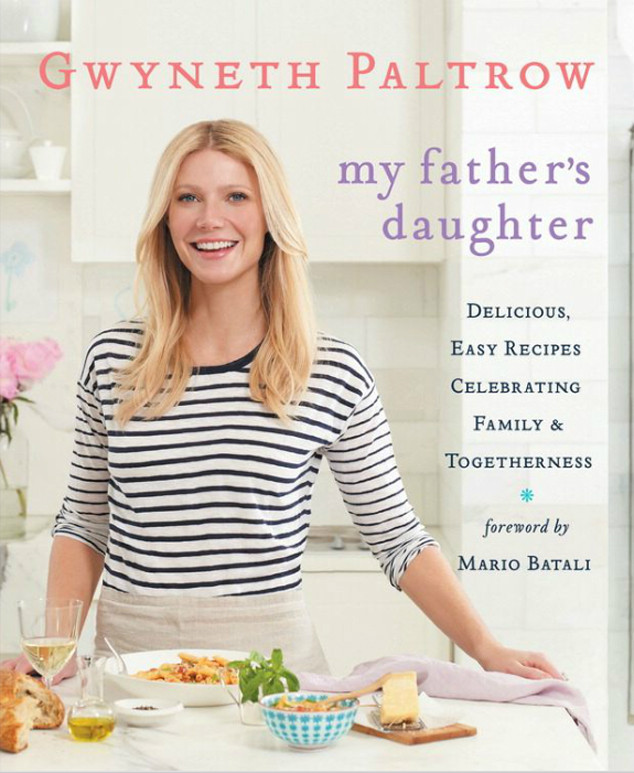 Gwyneth Paltrow, My Father's Daughter Book Cover