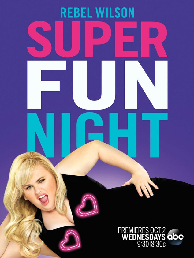 Rebel Wilson, Super Fun Night