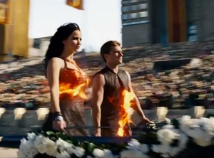 Hunger Games, Catching Fire