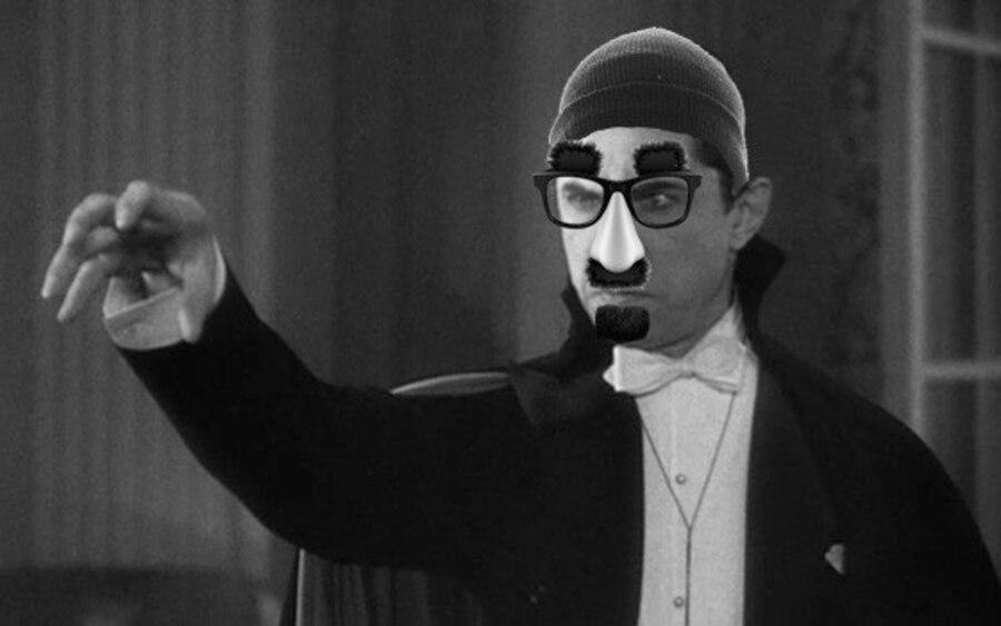 Dracula disguised 2