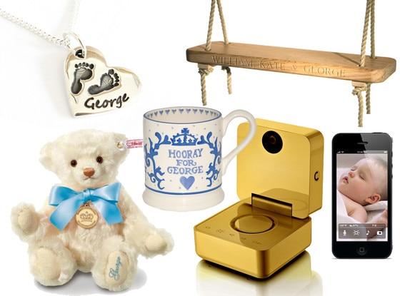 Prince George Merchandise