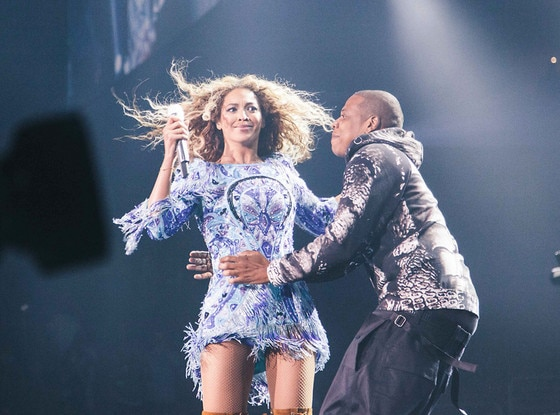 Beyonce, Jay Z, Surprise