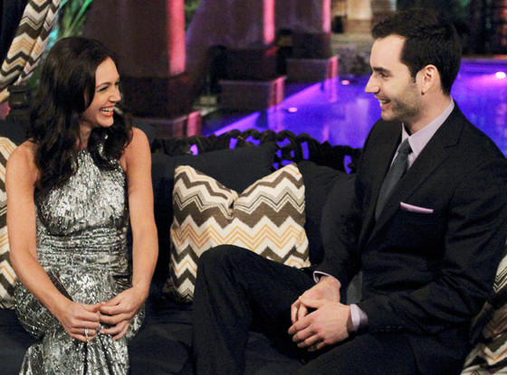 Chris Siegfried, Desiree, the Bachelorette