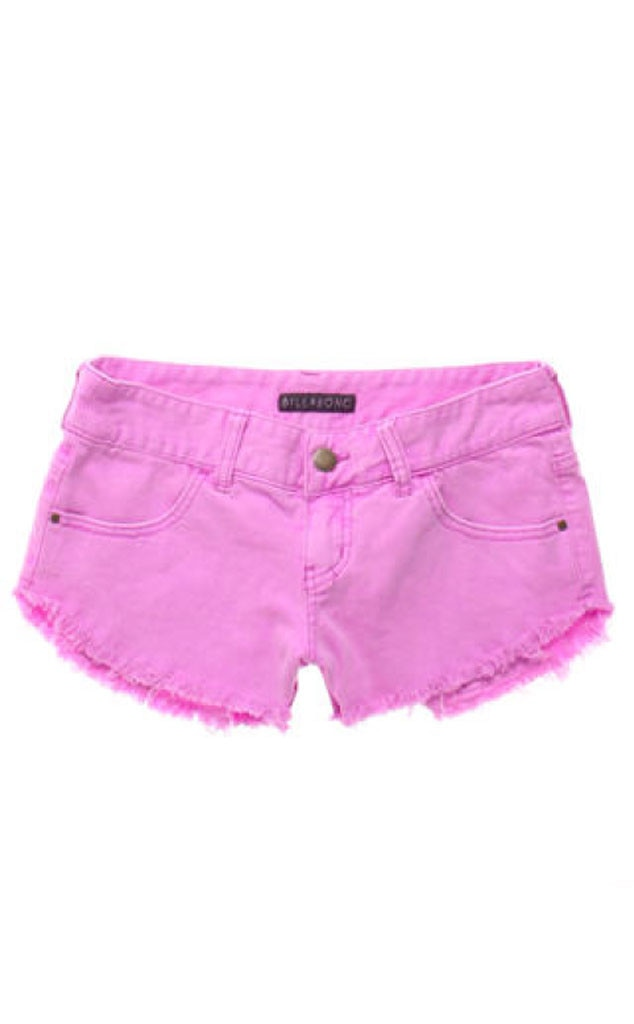 Jean Shorts, Billabong