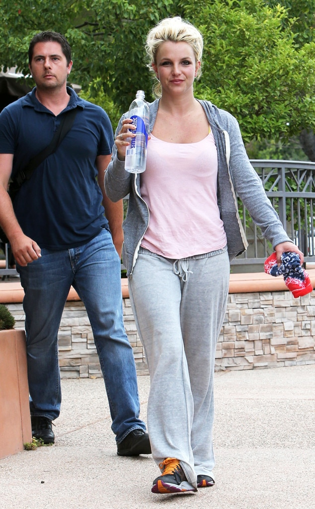 Britney Spears, Workout