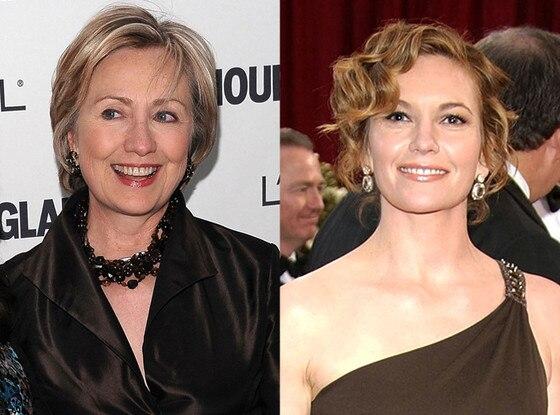 Hillary Clinton, Diane Lane