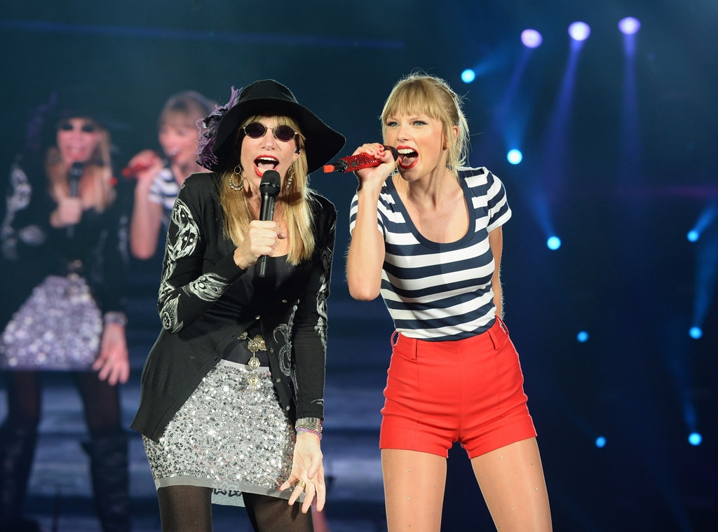 Carly Simon, Taylor Swift