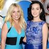 Britney Spears, Katy Perry