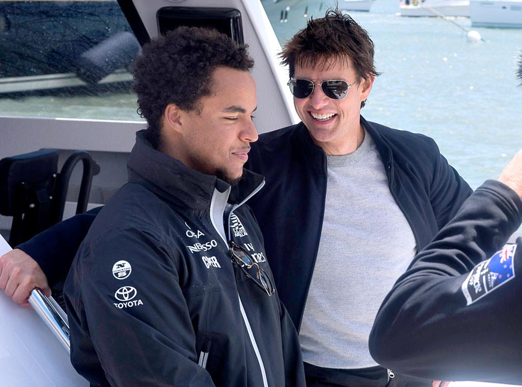 Tom Cruise, Connor Cruise