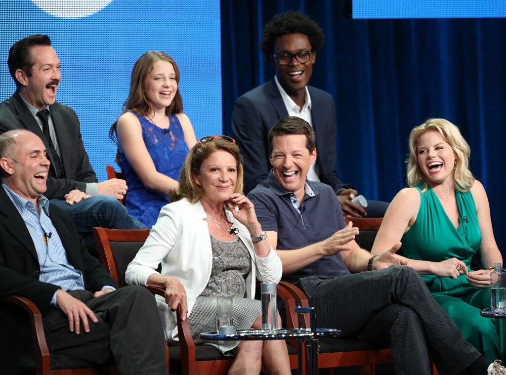 NBC Press Tour, Sean Saves the World Cast