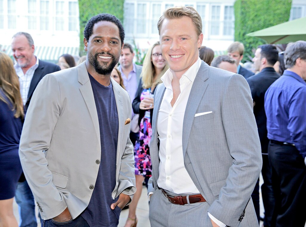 NBC Press Tour, Blair Underwood, Diego Klattenhoff