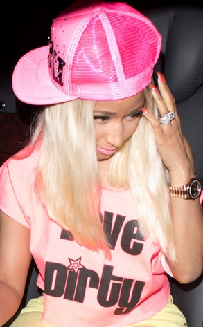 Nicki Minaj, Ring