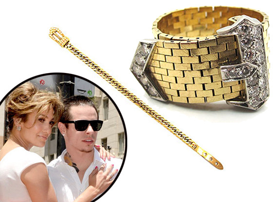 Jewlery, Jennifer Lopez, Casper Smart