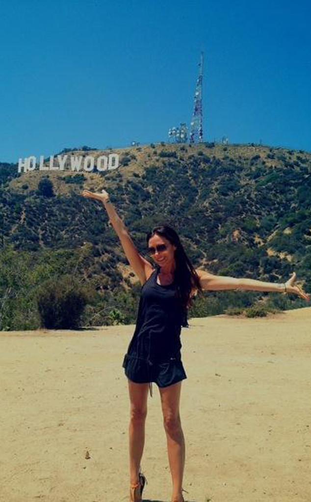Victoria Beckham, Twitter