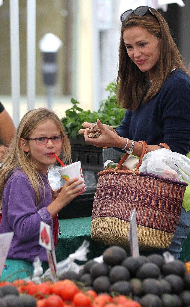 Jennifer Garner, Violet