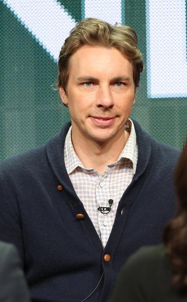 NBC Press Tour, Dax Shepard