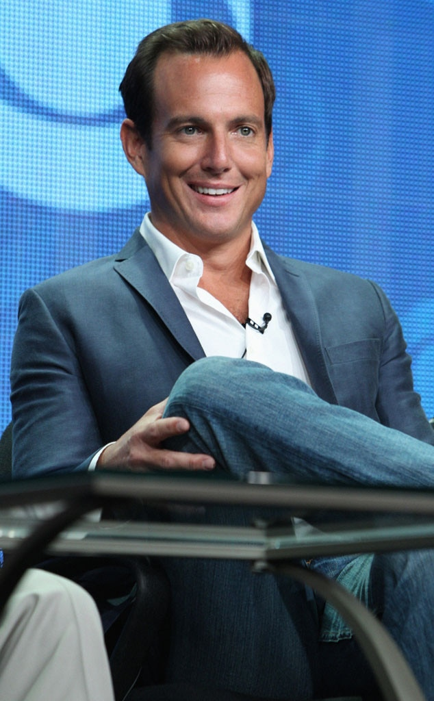 Will Arnett, TCA