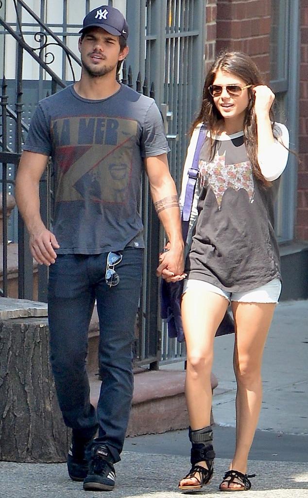 Taylor Lautner's New G...