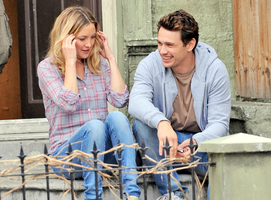 Kate Hudson, James Franco